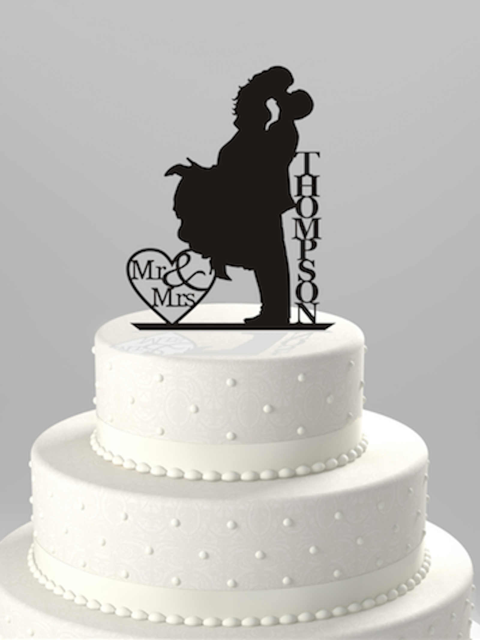 Conosciuto Cake topper: nuove idee e decorazioni per la torta nuziale UI88