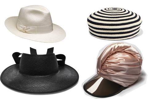 Cappello d 39 estate come si porta secondo i trend moda 2016 for Porta cappelli