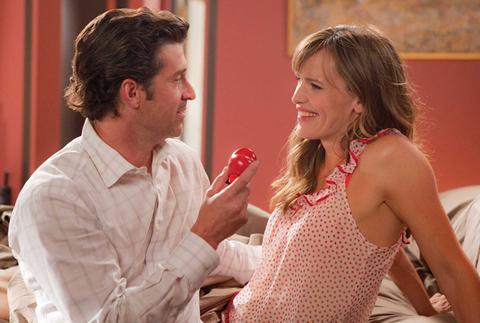 Patrick dempsey i cinque film pi belli - L amore infedele scena bagno ...