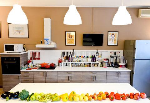 Pranzo di natale a scuola di cucina dallo chef maurizio dell omo di il salotto del gusto - Corsi cucina milano cracco ...