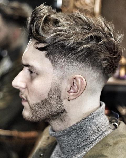 Estremamente Tagli di capelli uomo: oltre 60 immagini catturate da Pinterest HR51