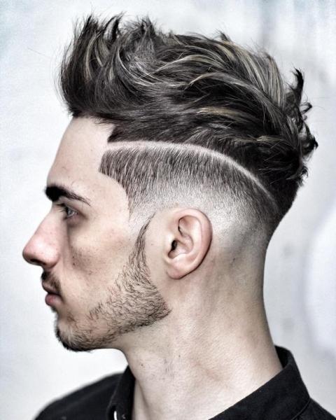 Top Tagli di capelli uomo: oltre 60 immagini catturate da Pinterest LK47