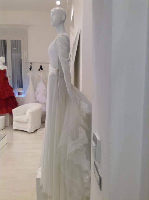 Abiti sposa 2013 alessandro couture for D alessandro termomeccanica modello clp