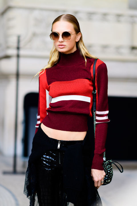 I Migliori Look Street Style Visti Alla Parigi Fashion Week