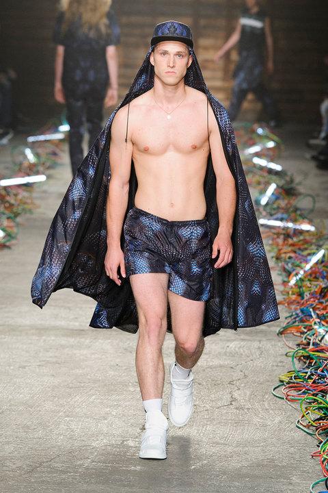 Costumi da bagno uomo boxer da mare slip a calzoncini - H m costumi da bagno ...