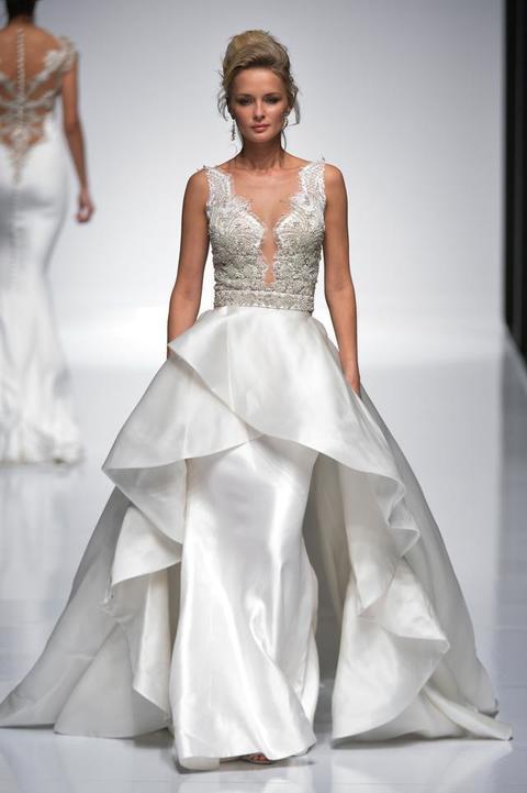 Top 101 abiti da sposa scelti dalla redazione di Elle Spose LC67