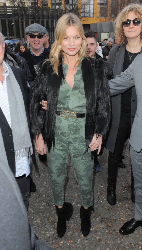 kate moss in 30 look street style dal 2013 a oggi
