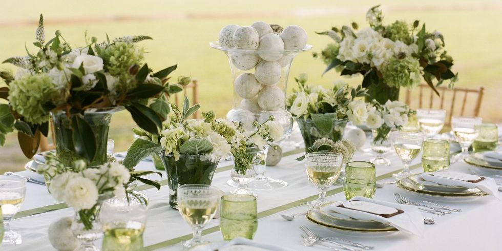 Conosciuto 25 allestimenti per la tavola del matrimonio VQ46