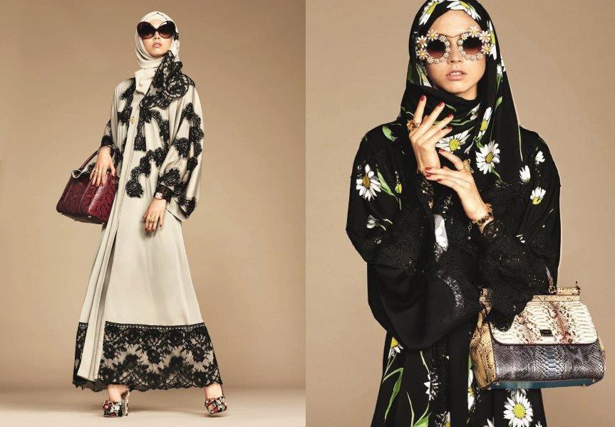 Modest dressing e moda musulmana velo e hijab secondo gli - Perche le donne musulmane portano il velo ...