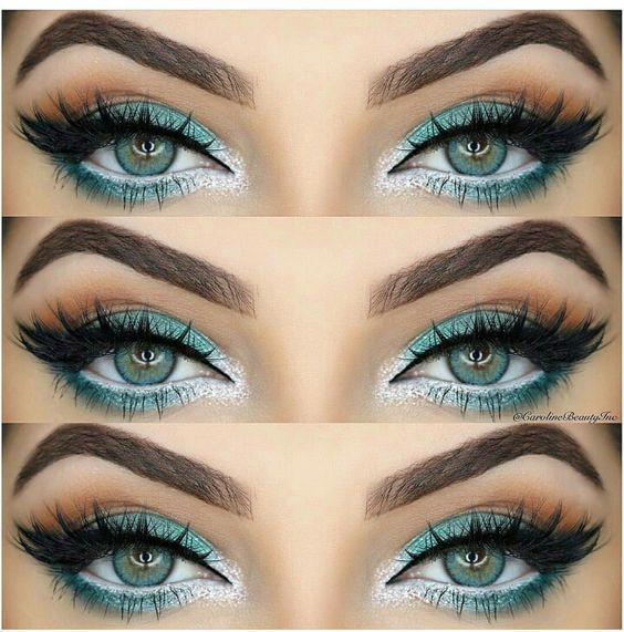 Favoloso Trucco occhi verdi: 5 consigli make up per valorizzarli FL03