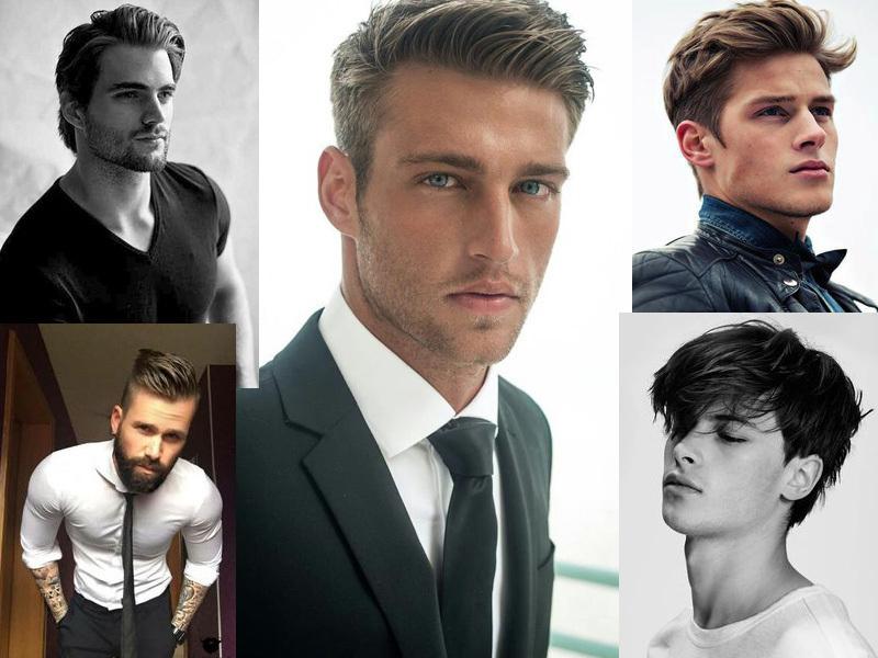 Préférence Tagli di capelli uomo: oltre 60 immagini catturate da Pinterest DX68