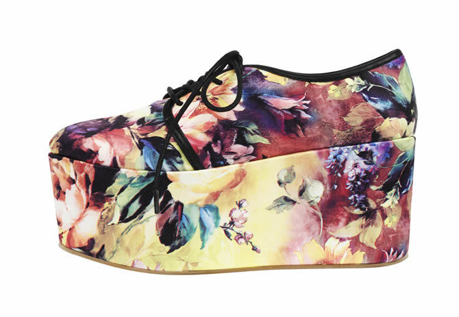 scarpe stampate