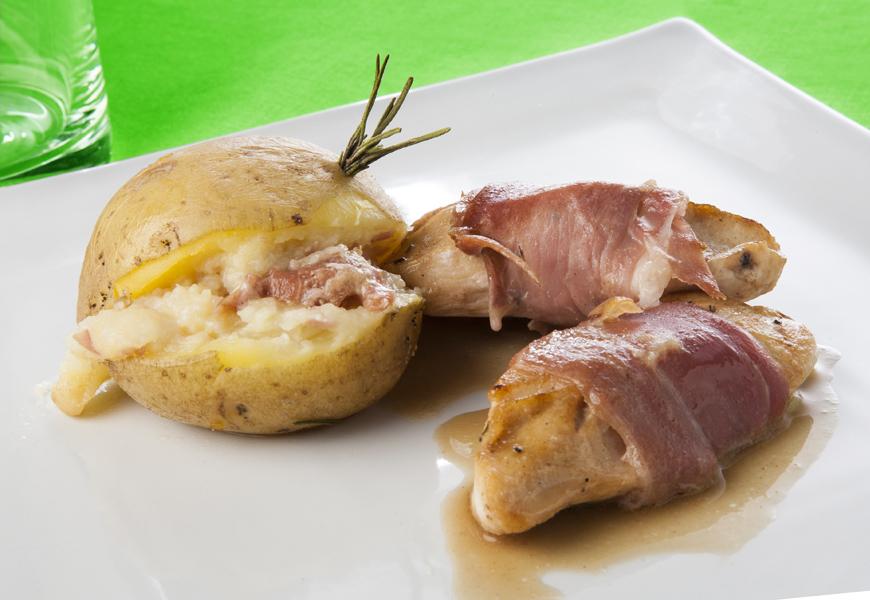 Molto Le ricette con il pollo per bambini firmate dallo chef Simone Rugiati OZ93
