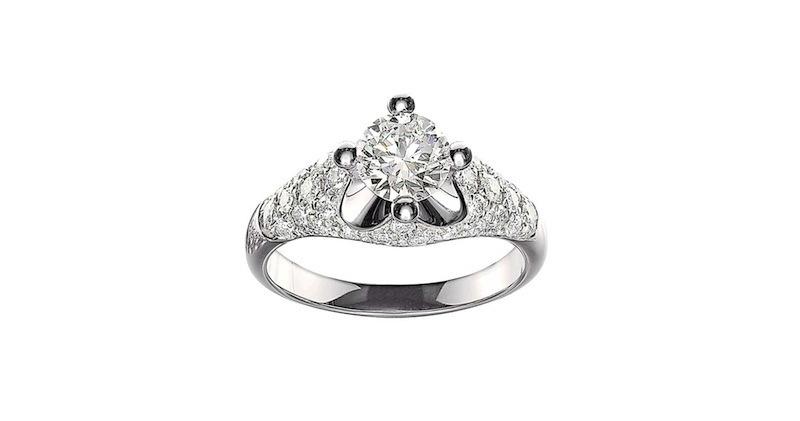 Favorito Anelli di fidanzamento: dal classico anelli solitario condiamante  NW56