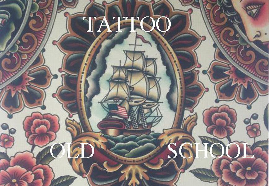 Favorito Tatoo old scool ecco tutti i significati MH57