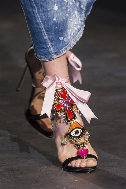 Scarpe Dsquared2 Primavera Estate 2017