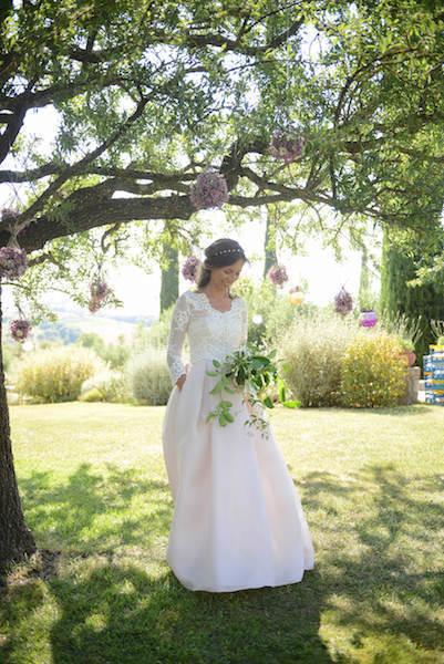 Matrimonio Toscana Prezzi : Matrimonio in toscana l abito da sposa è di antonio riva