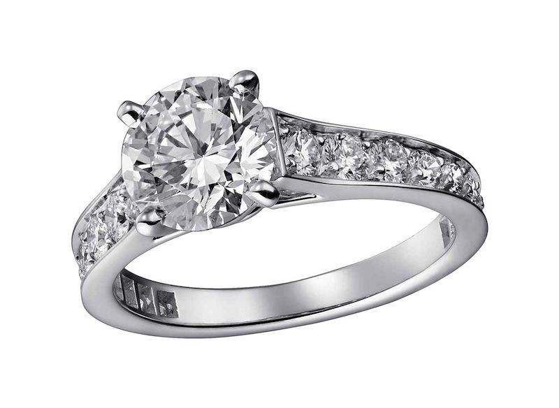 Conosciuto Anelli di fidanzamento: dal classico anelli solitario condiamante  JS76