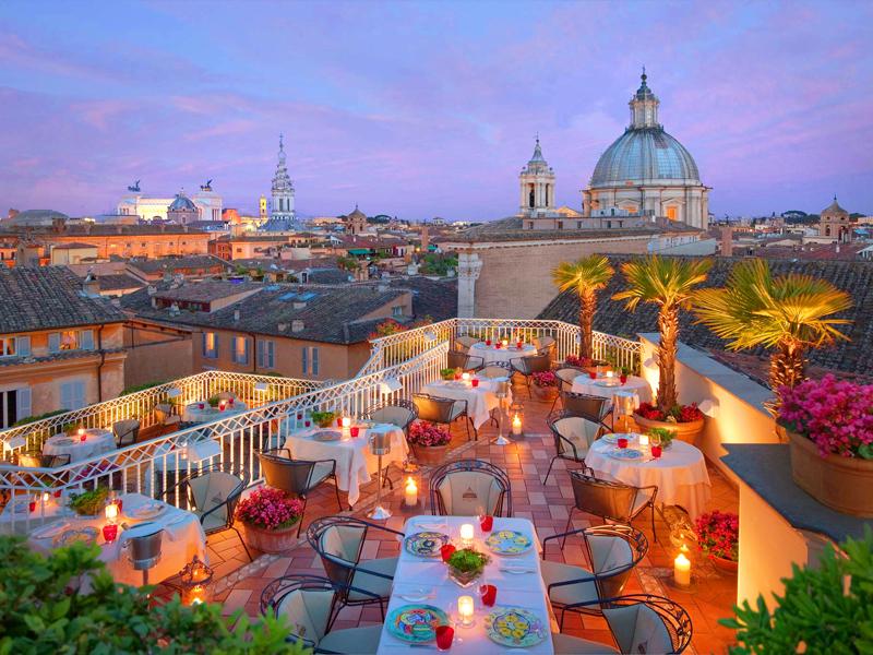 Ristoranti con giardino o terrazza a roma - Ristoranti con giardino roma ...
