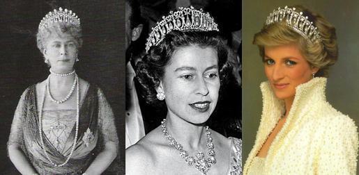 Kate middleton ha indossato la tiara dei nodi d 39 amore for Quanto costa la corona della regina elisabetta