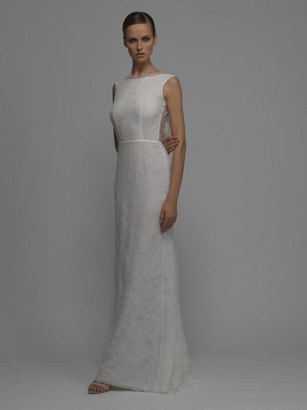 Conosciuto Gli abiti da sera bianchi perfetti anche per come abiti da sposa  UB91