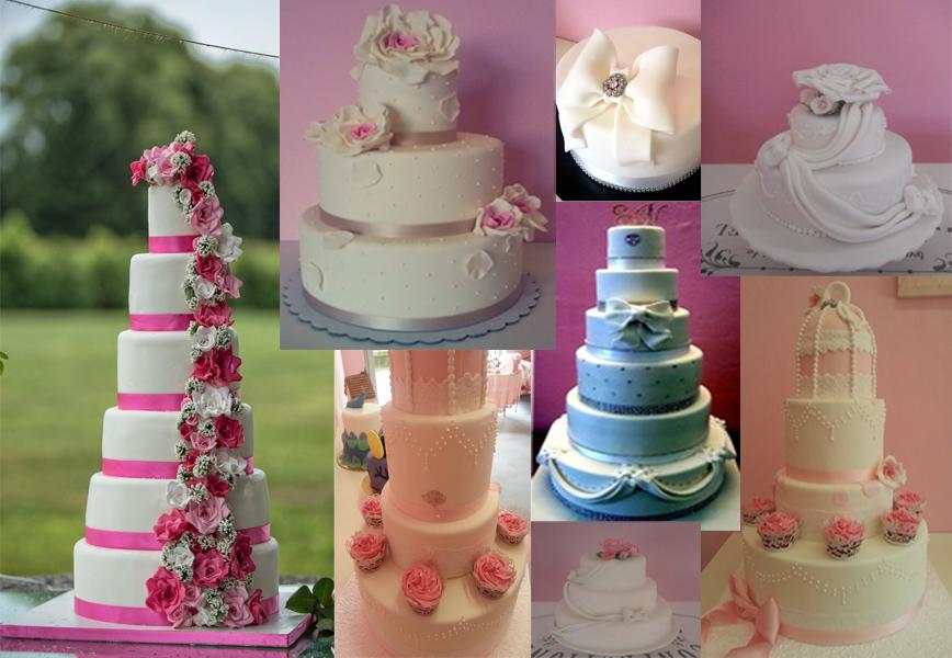 Ben noto Le torte scenografiche firmate L'Atelier delle Torte ZU58