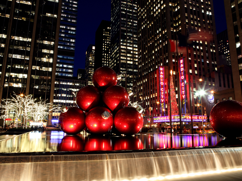 Guida non turistica per un natale a new york for Disegni new york