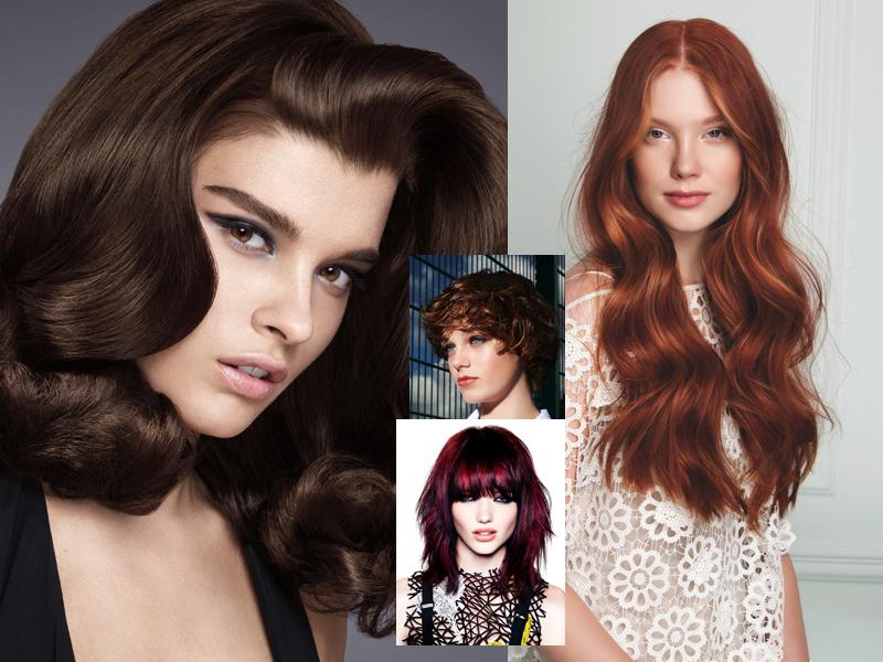 Famoso Colore capelli: tutte le sfumature del rosso CI34