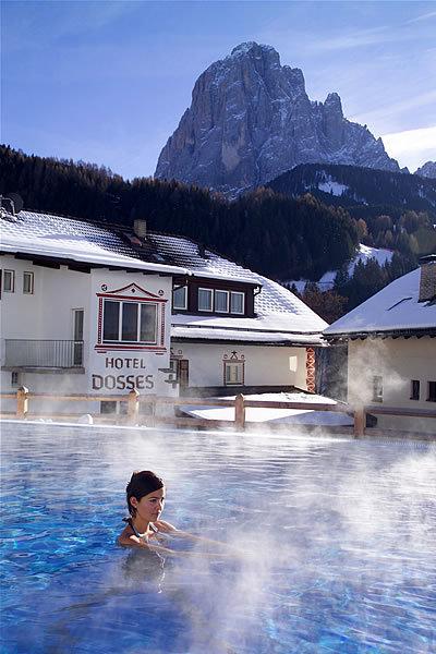 In montagna tra neve coccole e massaggi - Hotel montagna con piscina esterna riscaldata ...