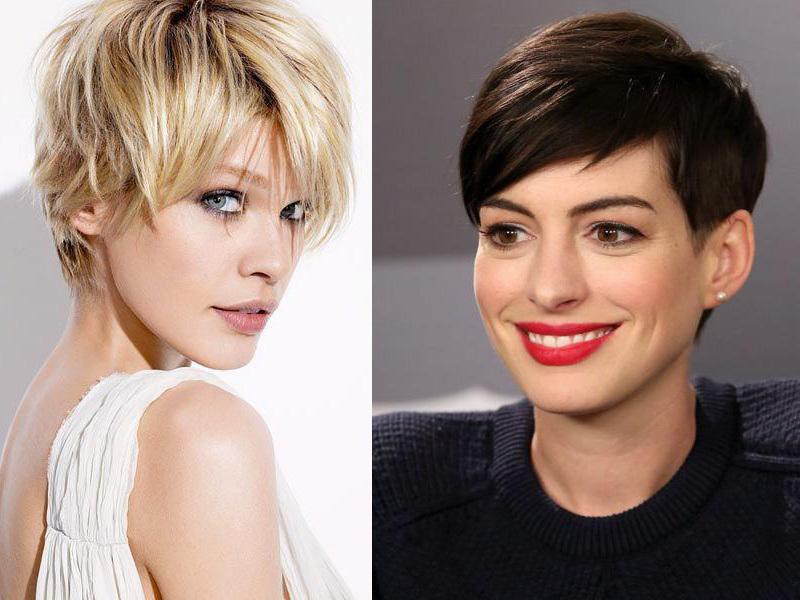 100 immagini di tagli capelli corti catturate da Pinterest