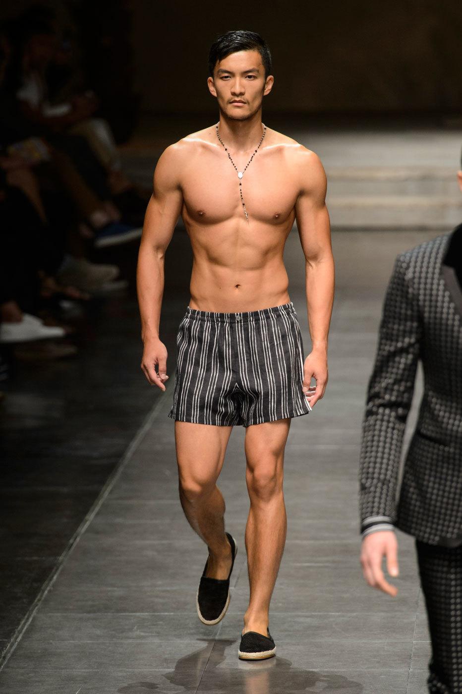 Costumi da bagno Uomo: boxer da mare, slip, a calzoncini ...