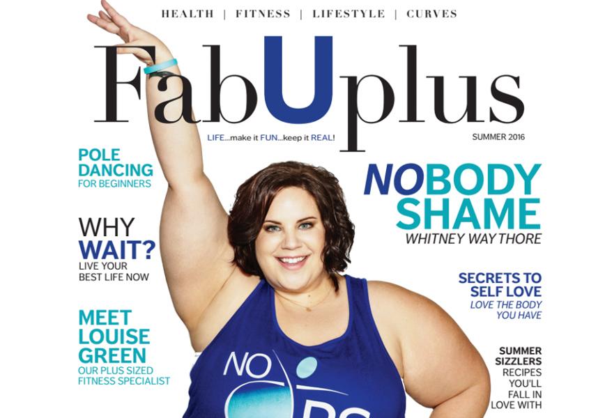 Eccezionale Moda per donne curvy: in america la prima rivista HL42
