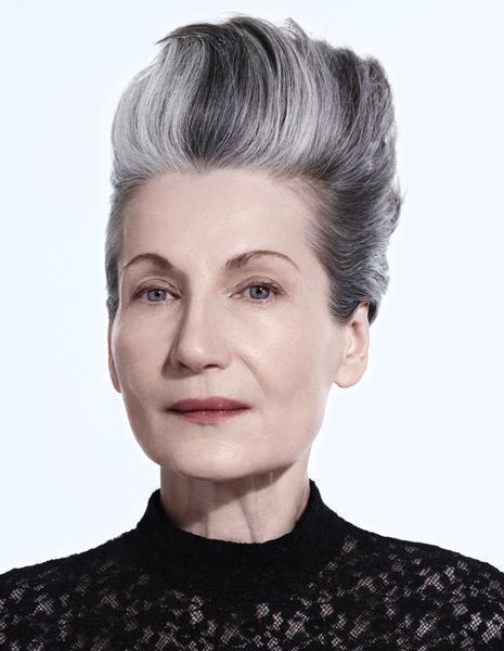 Préférence Nuovi tagli per capelli grigi e bianchi FL91