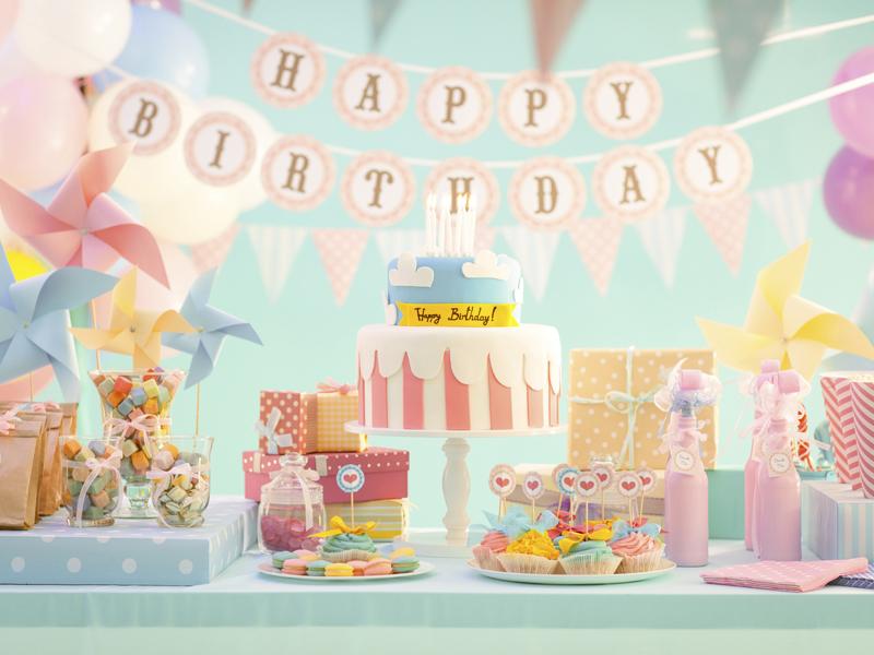 Bien connu Idee per organizzare una festa per bambini originale HL93