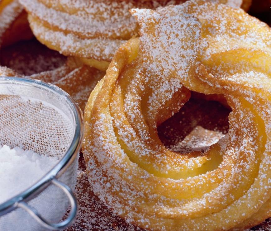 Ricetta zeppole dolci fritte