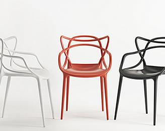 Masters di Kartell: la sedia di design