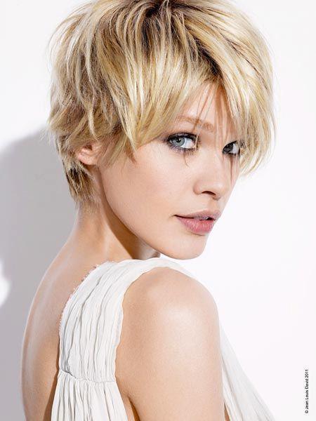 Favorito 100 immagini di tagli capelli corti catturate da Pinterest YP78