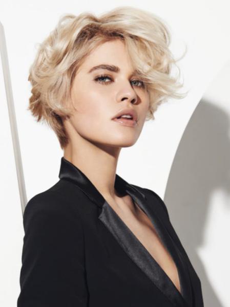 Favoloso 100 immagini di tagli capelli corti catturate da Pinterest HR45