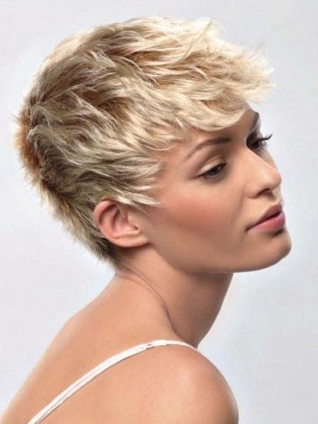 Favori 100 immagini di tagli capelli corti catturate da Pinterest TK49