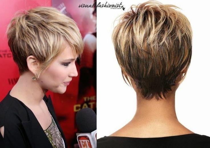 Popolare 100 immagini di tagli capelli corti catturate da Pinterest FA62