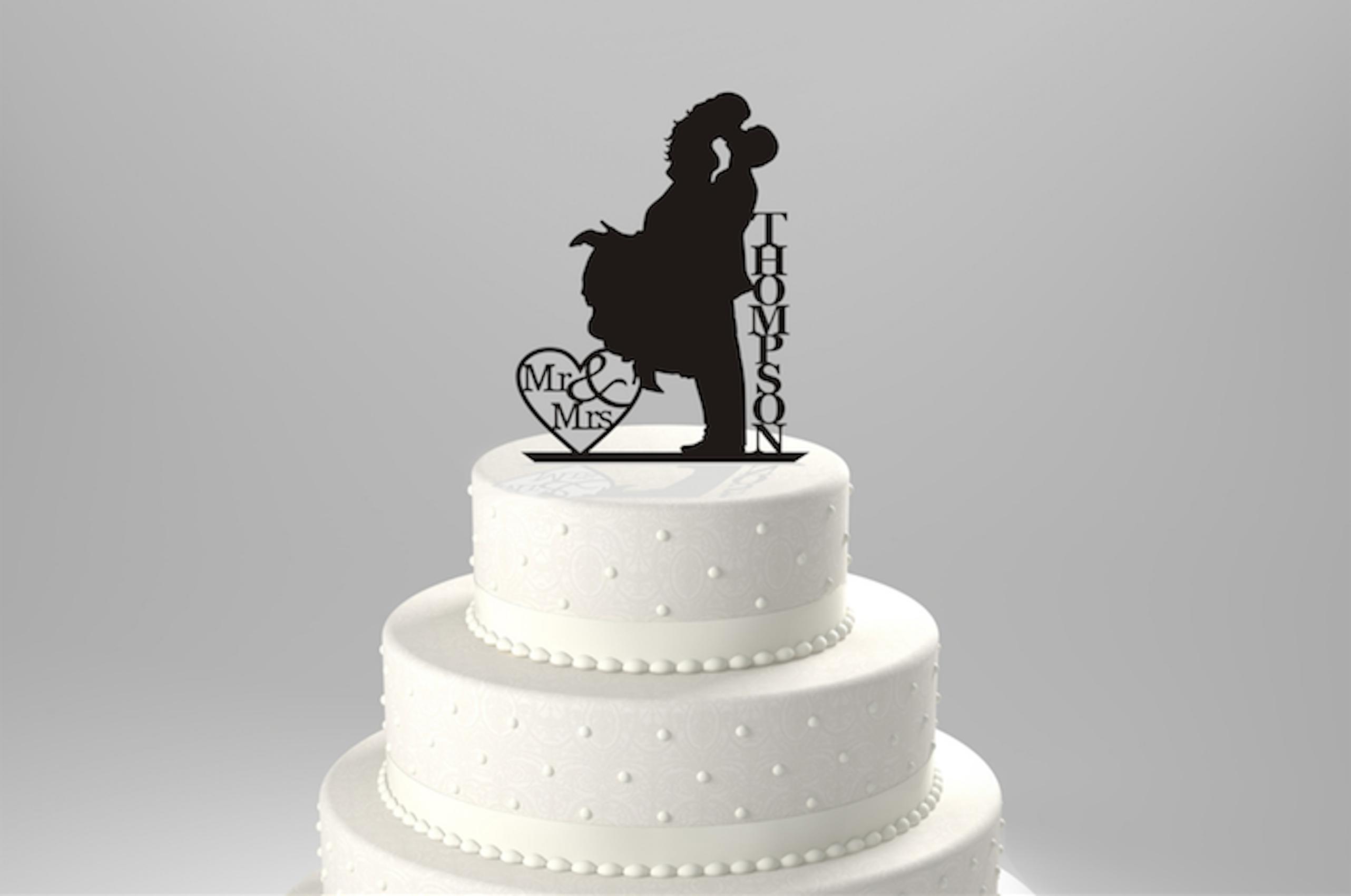 Cake topper nuove idee e decorazioni per la torta nuziale for Decorazioni nuziali
