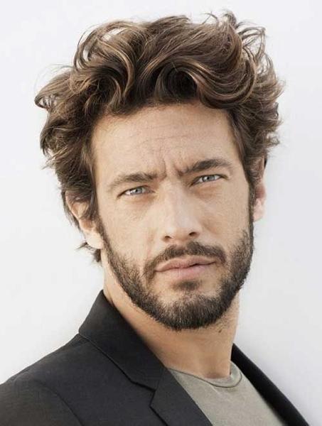 Super Tagli di capelli uomo: oltre 60 immagini catturate da Pinterest QR09