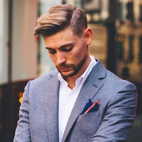 Favoloso Tagli di capelli uomo: oltre 60 immagini catturate da Pinterest OK07