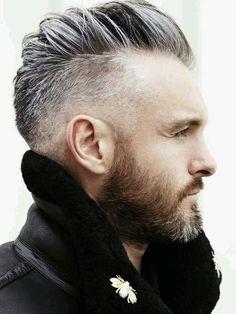 Tagli di capelli uomo capelli mossi