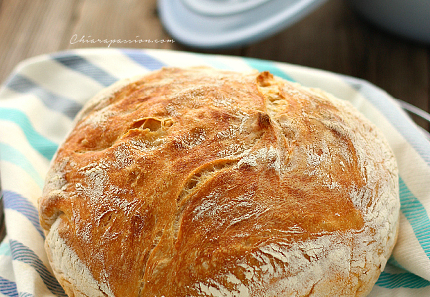 Come fare il pane in casa in 8 mosse - Come fare il corallo in cucina ...