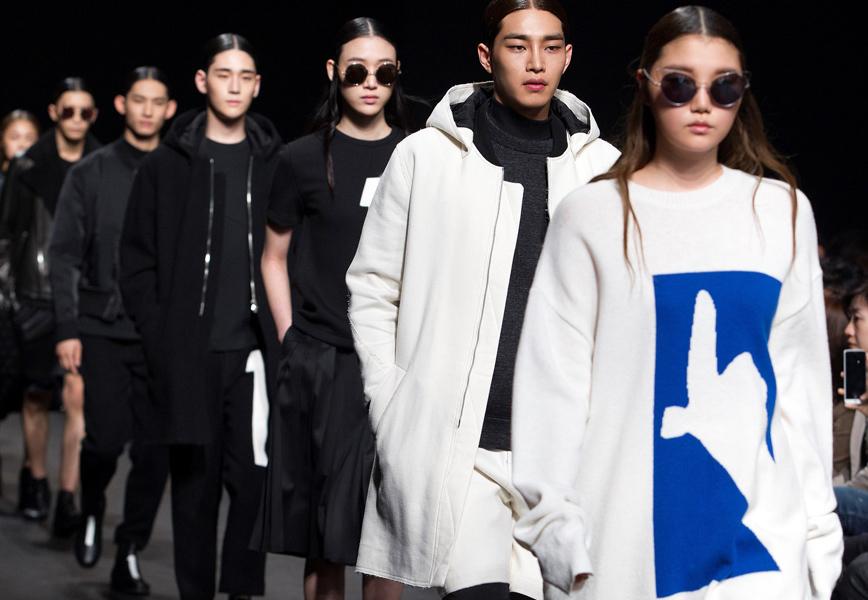 Seoul fashion week la settimana della moda di seoul for Indirizzi universitari moda