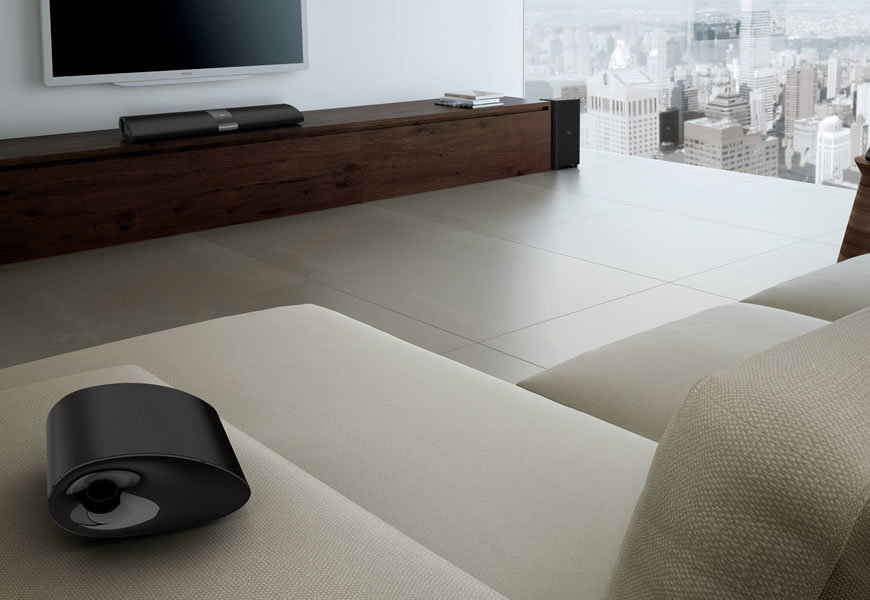 Sistemi audio le novit per ascoltare musica di qualit dentro e fuori casa - Sistemi audio casa ...