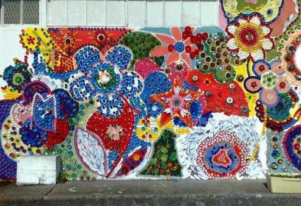 Top Come riciclare i tappi di plastica: tante idee creative da copiare ZE56