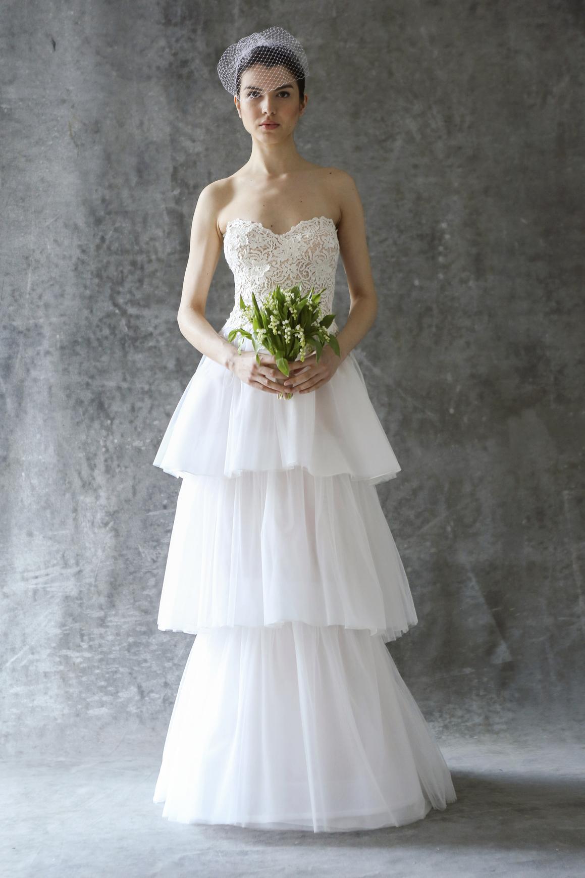 Super I 10 abiti da sposa per un matrimonio in spiaggia LH38
