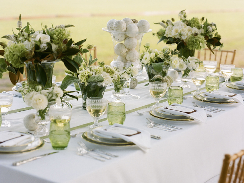 25 allestimenti per la tavola del matrimonio - Mise en place table restaurant ...